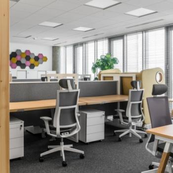 合肥小型办公室装修,如何通过设计满足各个功能需求