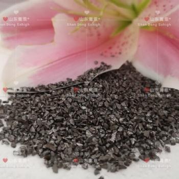 山东高品质钢砂磨料材料