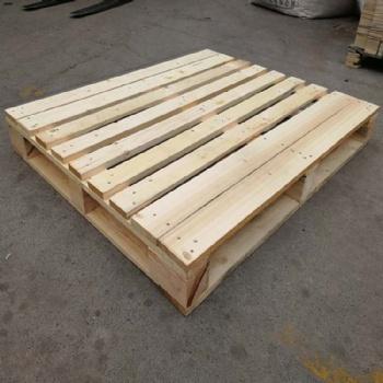 潍坊化工木托盘规格定制 出口熏蒸托盘带IPPC可出熏蒸证书