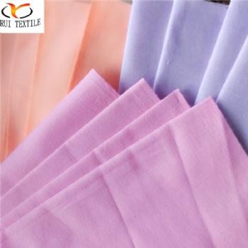石家庄工厂供应服装面料坯布服装里料口袋布包漂白染色成品