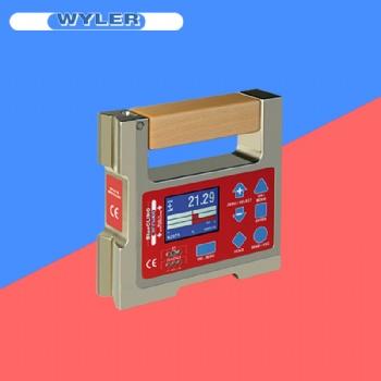 瑞士WYLER电子角度仪CLINO2000数显蓝牙水平仪