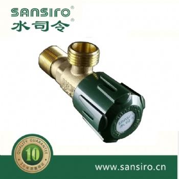 水司令卫浴厂家生产全铜冷热水阀门开关水家用4分全铜角阀