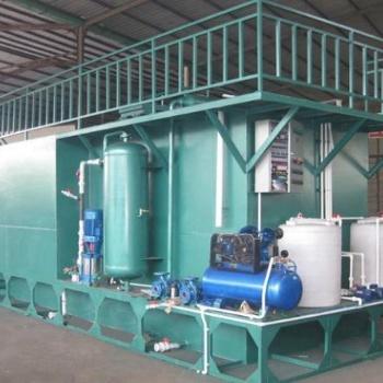 一体化净水器-污水处理设备