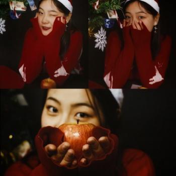 2020**圣诞写真上线啦 一年一度 圣诞节就是要可可爱爱呀!