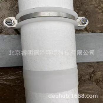 进口HDPE管式微孔曝气器 固定式管式微孔曝气器 乌克兰曝气管