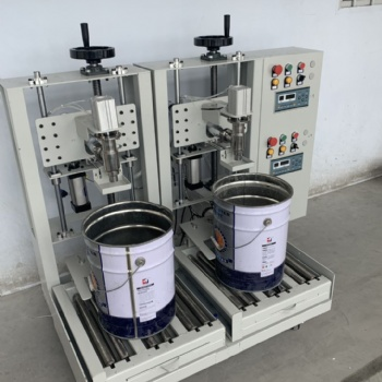 河南平顶山 防火涂料灌装机 滴灌肥灌装机 厂家促销包装机