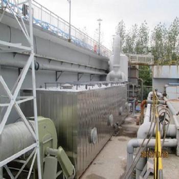 北京除臭工程设备环保公司 生物除臭洗涤塔 专业安装除臭设备工程