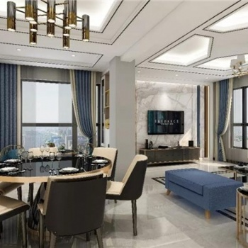 中山宝亿居全屋整装,创造住户理想的装修风格。