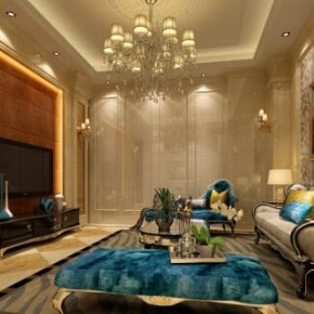 中山宝亿居全屋整装,千变万化的细腻质感。