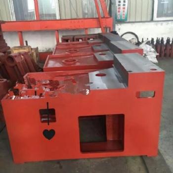 建新量具非标定制铸造HT250-HT300树脂砂机床铸件