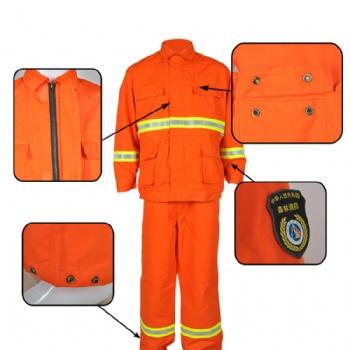 劳保战斗服装抢险救援森林防火服灭火LYF-04装备员服消劳保