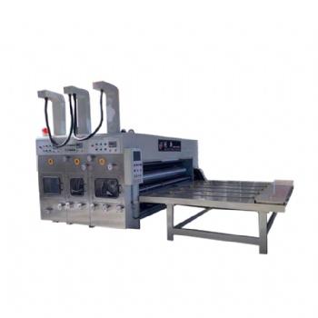 半自动水墨印刷机 纸箱印刷开槽机 包装成型机械 定制纸箱开槽机 开槽机