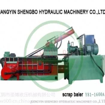 供应圣博Y81系列废金属打包机