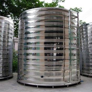 供应信远通牌XY系列不锈钢圆柱形水箱