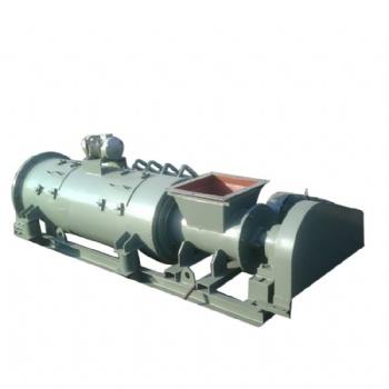 正康环保DSZ型单轴粉尘加湿搅拌机