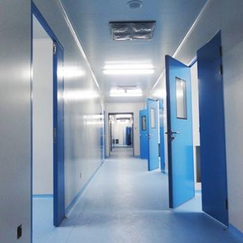 钢制洁净门,不锈钢洁净门,车间室内快速洁净门阿凡达门业