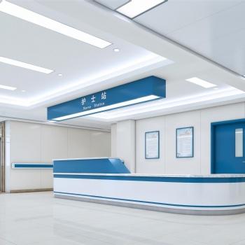 供应专业定制钢制护士站