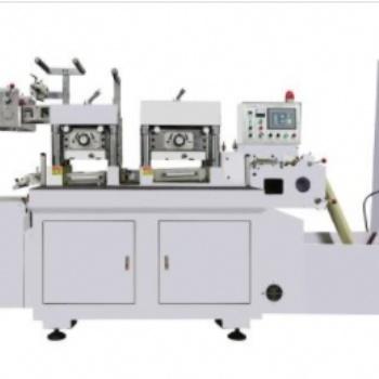 奈本FY320单双工位伺服高速平板模切机