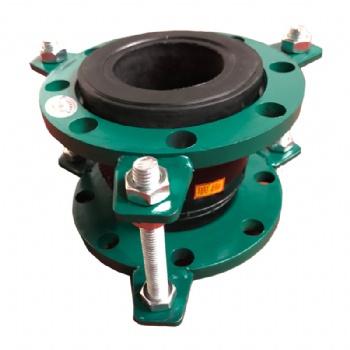 供应防拉脱限位软接头(可曲挠橡胶接头、橡胶减震器)