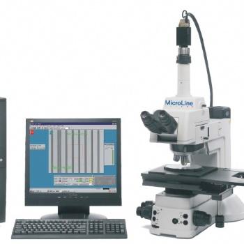关键尺寸的自动化光学测量系统影像仪MicroLine 300