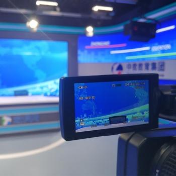 全自动高清录播系统 影视制作中心演播室系统