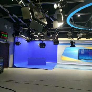 天创华视虚拟演播室工程建设设备