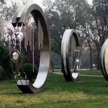 城市不锈钢雕塑设计制作