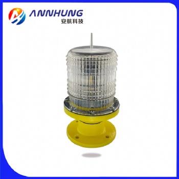 低光强太阳能B型航空障碍灯 高楼铁塔LED警示灯 信号灯