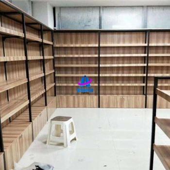 生鲜货架,超市货架,钢木货架,货架厂家,哈尔滨货架
