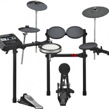 雅马哈电鼓DTX6系列 犹如原声鼓般真实体验