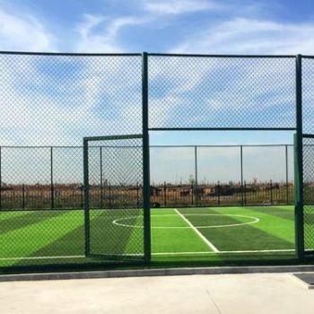 护栏网公路护栏网隔离柵防眩网体育场围体育设施声屏障防护