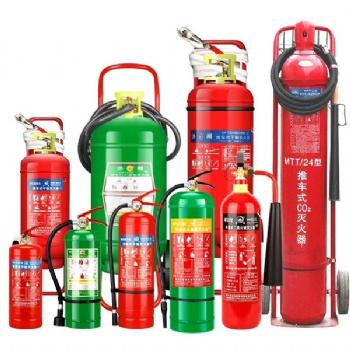 上海市宝山区华捷消防干粉灭火器MFZ/ABC销售维修灭火器灌装年检欢迎来电咨询