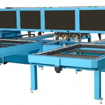 木卡板打钉机 卡板机 木卡板生产线 东莞豪锟智能