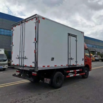 东风凯普特4米冷藏车厂家出售