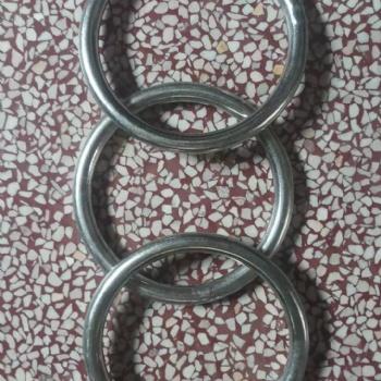 不锈钢圆环 不锈钢元环