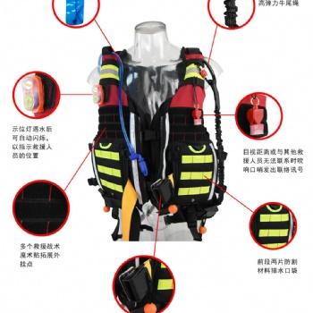 水域救援装备生产厂家激流救生衣