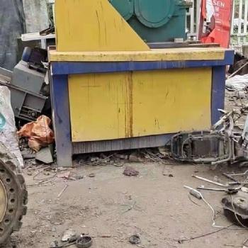 北京二手1000型机头料撕碎机配45kw电机7.5万