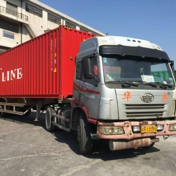 上海港一手拖车、报关、仓储便宜 优惠 方便 简单 华奥供应链