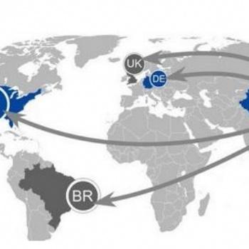 上海港到欧洲亚马逊FBA头程,空运,海运,铁路,双清包税