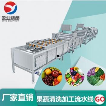 超声波果蔬清洗机-诸城鑫鼎机械有限公司