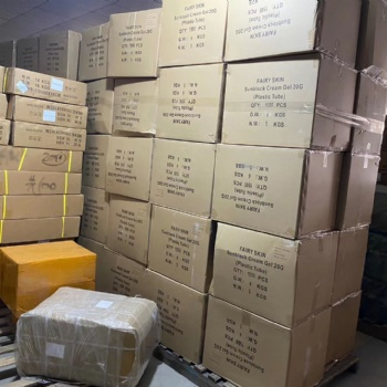 广州韩国货代货运出口喷壶