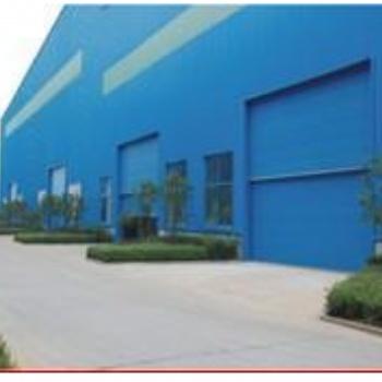 工业厂房电动多段提升门