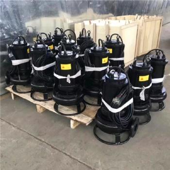 诸城潜水清淤泵厂家 十多年老厂 品质保障