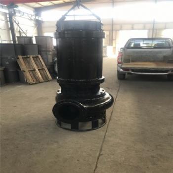 矿山潜水抽矿砂泵 尾矿处理用潜水渣浆泵