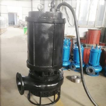 搅拌式潜水矿浆泵-效率高的潜水尾矿泵